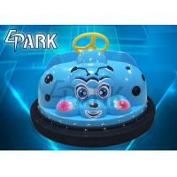 Amusement Funny Play Indoor / Outdoor Bumper Car English Version Manufactures