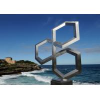 Modern Seaside Decoration Corrosion Resistant Stainless Steel Sculpture Manufactures