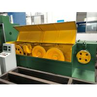 Copper Rod Breakdown Machine Customized Power Source Low Power Consumption Manufactures