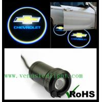 New Super small 4th generation New 7W Car Led Door Welcome Laser Lights Projector Manufactures