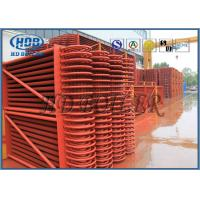 Boiler Economizer Low Temperature Revamping Modular Heat Exchange System Assembly Manufactures