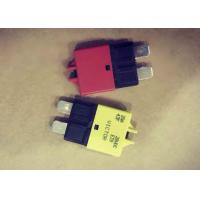 Plastic Thermostatic Switch DC Circuit Breaker Yacht 5A 28Vdc ATC Type Fuse Blocks Manufactures