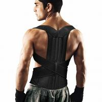 Dorsalumbar Back Spine Brace Posture Corrector Breathable Comfortable Elastic Material Manufactures