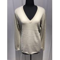 Spring / Autumn Womens Cashmere Sweaters Soft Hand Feeling BGAX16103 Manufactures
