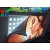 Rectangle Ultra Thin LED Fabric Light Box 175 Degree Beam Angle LED Panel Manufactures