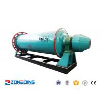 Buy cheap Small Stone Ball Grinding Mill Machine For Cement / Overflow Ball Mill Equipment from wholesalers