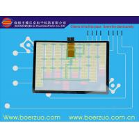 Flat Panel Membrane Label ,Specialized Plastic Waterproof Membrane Keypad Manufactures