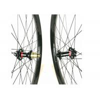 Quality MTB Carbon Wheel 27.5ER Plus 50MM Width 25MM Height With 791 792 Novatec Hub for sale