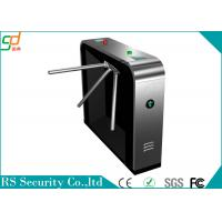 Access Control Tripod Turnstile Mechanism Automatic Barrier Gate CE Approved Manufactures