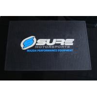 China Eco-friendly promotional outdoor hole rubber door mat_90*60*0.4CM on sale