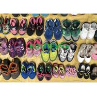 Colorful Used Children'S Shoes , Second Hand Kids Mixed Shoes For Africa Manufactures