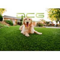 UV Resistant Dog Pet Friendly Artificial Turf 4 Color With Simple Installation Manufactures