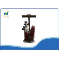 China Automatic Flex Banner Eyelet Punching Machine 110 V For Large Poster Cloth on sale