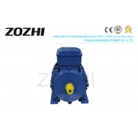 Aluminum 5.5KW 7.5HP IP44 IE3 AC Asynchronous Motor Manufactures