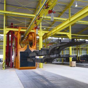 Mechanical Hanger Type Shot Blasting Machine Manufactures