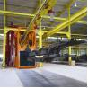 Buy cheap Mechanical Hanger Type Shot Blasting Machine from wholesalers