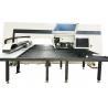Buy cheap 6mm Aluminum Plate Servo Type 600hpm CNC Turret Punching Machine from wholesalers
