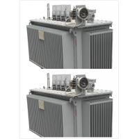 Compact Size Oil Immersed Transformer 35kV - 200 kVA Rational Structure Manufactures