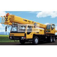 QY25K5-I Truck Crane With Max. Rated Total Lifting Capacity 25Ton Manufactures