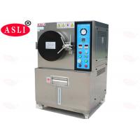 Temperature range 100℃~135℃ Adjust Circuit Boards Steam Aging Test Machine Machine For Rubber Manufactures