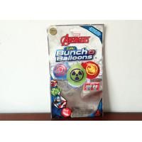 Buy cheap Three Side Sealed Laminated Packaging Bags 29*16 CM Size For Toy Balloons from wholesalers
