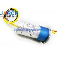 1000rpm M5 Connections Hybrid Slip Rings For Rotary Table / Industrial Machinery Manufactures