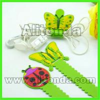 Buy cheap Custom soft pvc cute cartoon animal figure fruit flower cable tidy from wholesalers