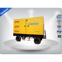 Quality Electronic Starting Trailer Mounted Generator Water - Cooled With Perkins Engine for sale