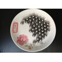 China Chrome Stainless Steel Balls Φ7.9375mm  5 / 16 Inch Small Steel Balls on sale