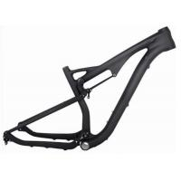 Toray 700 29 Mtb Full Suspension Frame , Carbon Fiber Bicycle Frame For Cycling Race Manufactures