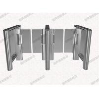 Quality Fingerprint High Speed Swing Barrier Gate Club Hotel Management Passages for sale