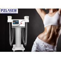 Smooth Fatigue 4d Lipo Laser Slimming Machine For Weight Loss Physical Therapy Manufactures