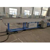 Buy cheap Aluminum Plastic Pipe Single Screw Extruder Machine With 380V 50HZ Voltage from wholesalers