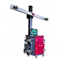 China High Pixel Camera 3d 4 Wheel Alignment , 3d Wheel Alignment System Manually Control on sale