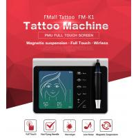 Super Magnetic Full Screen Permanent Makeup Tattoo Machine For Hair Stroked Embroidery Eyeliner Manufactures