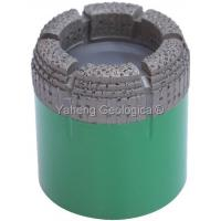 Diamond Drill Bits Surface Set NQ Wireline Core Drilling Bits For Mining Exploration Manufactures