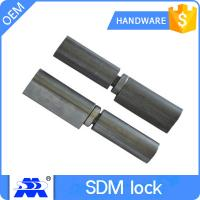 Satin Nickel Door Hinges Zine Alloy And Polished Brass Fast Delivery Manufactures