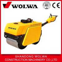 China GNYL32 0.6ton doubl drum small drum asphalt roller for sale on sale