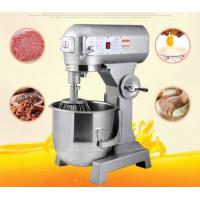 20L Commercial Spiral Dough Mixer Egg Beater Food Processing Machinery Manufactures
