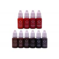 Permanent Biotouch Medical Grade Tattoo Ink 15ml For Tattoo Makeup Manufactures