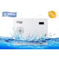 Quality RO Reverse Osmosis Water Filter Machine , 75GPD RO Unit For Drinking Water for sale