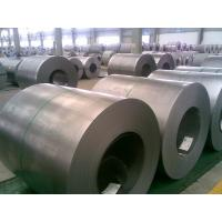 Quality 0.14 ~ 2.0 mm Thick Edge Cold Rolled Galvanized Steel Coil With Welding Performance for sale