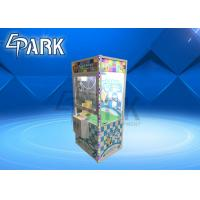 Epark Arcade Toy Gift Candy / Claw Crane Prize Vending Game Machine Manufactures