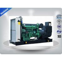 500 KVA / 400 KW Diesel Generator Set Powered with VOLVO Engine US Tier 2 Manufactures