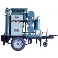 ZJL Multi-Function Transformer Oil Regeneration Plant with Trailer Manufactures
