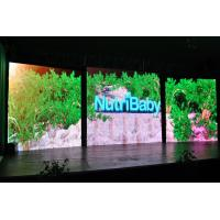 P4 Aluminum Led Display Signs For Businesses / SMD Slim Led Screen Manufactures