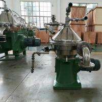 SUS304 Disc Oil Separator For Chemical , Pharmaceutical , Oil Industry Manufactures
