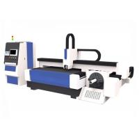 China Stainless Steel Craftwork CNC Fiber Laser Cutting Machine 1500 * 3000mm Easy Operation on sale