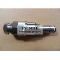 Quality Safety Stainless Steel Hydraulic Main Relief Valve , Komatsu Excavator Relief for sale