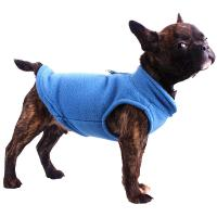 Winter Fleece Pet Clothes for Dogs Puppy Clothing French Bulldog Coat Pug Costumes Jacket For Small Dogs Manufactures